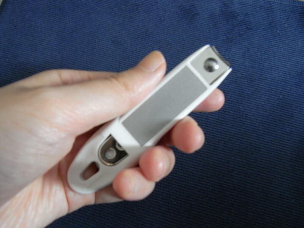 日本製の高級爪切りでおすすめなのはこれ!!サクサク切れる爪切りの切れ味がすごい。逆に切りすぎ注意!