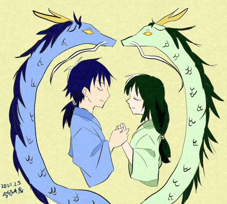 三湖伝説の龍神夫婦!八郎太郎と辰子